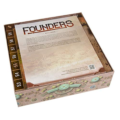 The Broken Token Box Organizer for Founders of Gloomhaven