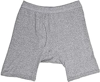 Mark-on Grey Brief For Men