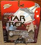 Legends of Star Trek D7 Klingon Battlecruiser Cloaked Series 2 Red Alert