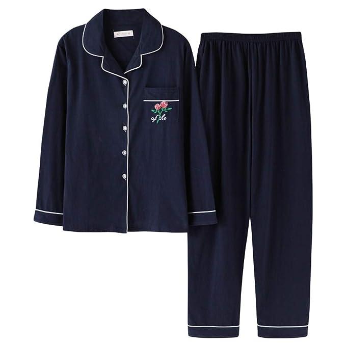 MEIXIA Pijamas Batas Kimonos Ropa De Dormir Pijamas, Manga ...