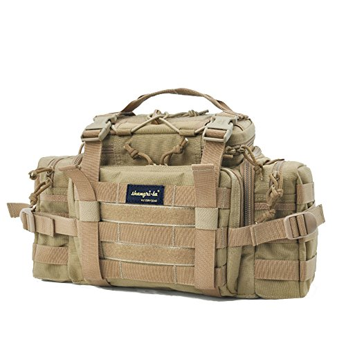 SHANGRI Tactical Shoulder Backpack Deployment product image