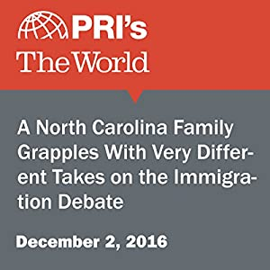 A North Carolina Family Grapples With Very Different Takes on the Immigration Debate