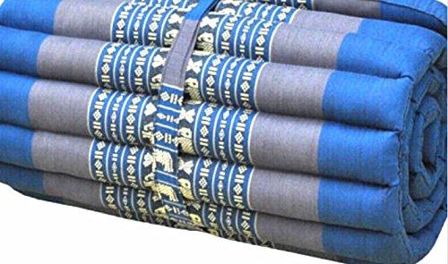 Amazon.com: Roll Up Thai Mat Fold Out colchón cojín de ...
