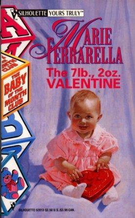 book cover of 7lb, 2oz Valentine