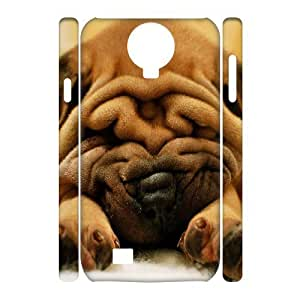 Cute Dog Pattern Phone For Case Samsung Note 4 Cover [Pattern-1]