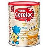 Nestle Cerelac Wheat with Milk - 400g