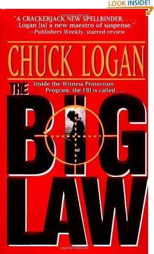 The Big Law (Phil Broker Book 2) by Chuck Logan