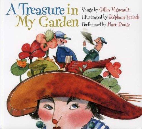 Treasure in My Garden (Garden Rouge)