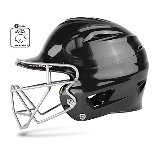Under Armour UABH110: NA Classic Solid Batting Helmet