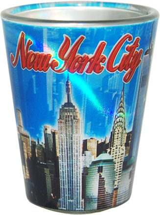 New York City Blue Metallic - New City Macy York