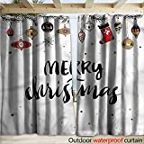 inspiring modern corner shower warmfamily Christmas Outdoor Curtain Panel for Patio Modern Inspiring Quote W120 x L96