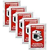 Puly / Puly Caff Cleaner Descaler Espresso Machine Cleaner – Five 30g Packets Review