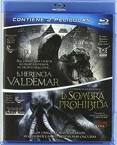 La herencia Valdemar + La sombra prohibida [Blu-ray]