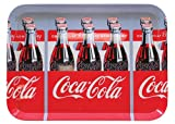 Tablecraft CC389 Coca-Cola Graphic Serving Tray (6 Pack), 15