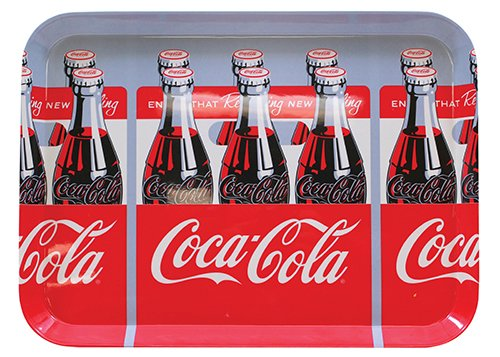 - Tablecraft CC389 Coca-Cola Graphic Serving Tray , 15