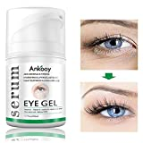 Eye Gel,2019 Eye Cream for Dark Circles and Puffiness,Wrinkles and Fine Lines,Anti-aging Bags,Under Eye Cream Treatment - 1.7 fl oz