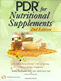 PDR for Nutritional Supplements, Sheldon Saul Hendler, 1563637103