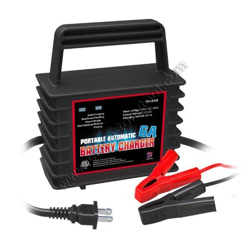 Price comparison product image Titan--12V Sealed Lead Acid Charger for Wet,  Gel,  AGM,  Car,  Boat Marine,  2 year waranty