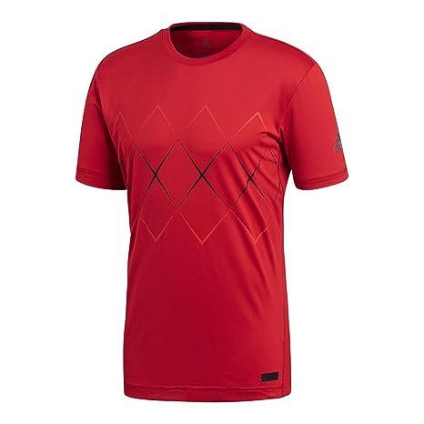 36a6fa8b Amazon.com : adidas Men's Tennis Barricade Tee : Sports & Outdoors