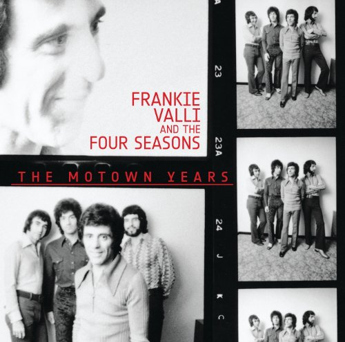 The Motown Years (Frankie Valli & The Four Seasons Albums)