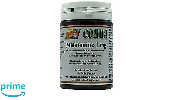 Melatonina 1mg reduce el tiempo de sueño, alivia los efectos del jet ...