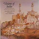 img - for Visions of India: Sketchbooks of William Simpson, 1859-62 book / textbook / text book