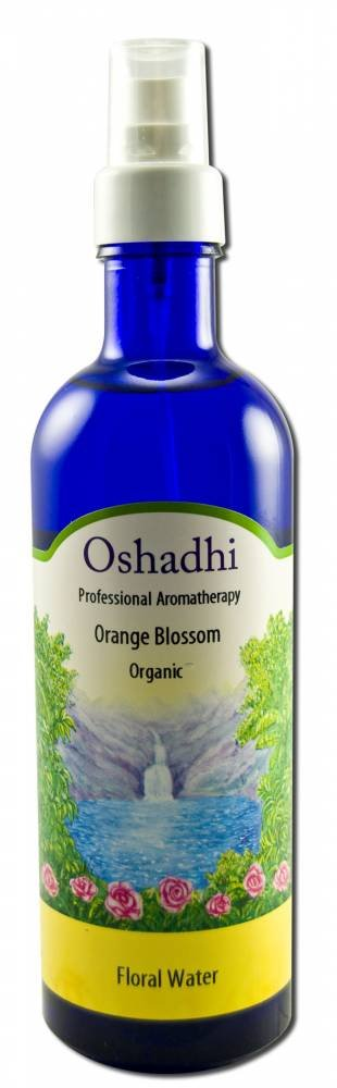 Oshadhi Hydrosols Orange Blossom, Organic 200 mL by Oshadhi