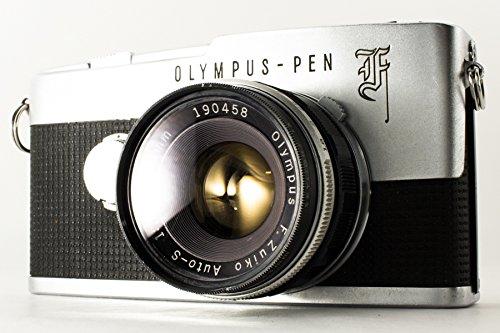 OLYMPUS オリンパス 1:1.8 PEN-FT OLYMPUS 一眼レフカメラ OLYMPUS-PEN F f=38mm)付 フィルムタイプ レンズ(Olympus G.Zuiko Auto-S 1:1.8 f=38mm)付 B00QI1IFN4, 玉東町:b1cfda05 --- integralved.hu