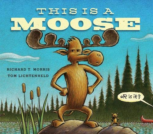 Read Online This Is a Moose ebook