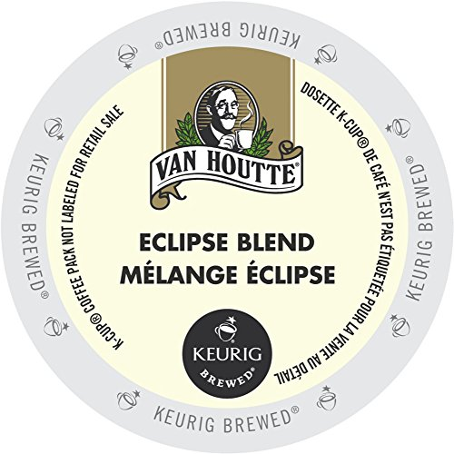 48 Count - Van Houtte Eclipse Extra Bold Coffee For Keurig K-Cup Brewers