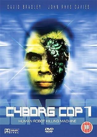 Cyborg Cop 1 [Reino Unido] [DVD]: Amazon.es: David Bradley ...
