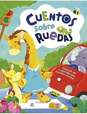 CUENTOS SOBRE RUEDAS- CUENTOS ANIMADOS: Ediciones Winbook: 9788466232203: Amazon.com: Books