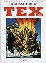 Tex, Tome 1 et 2 : Missouri - I due guerriglieri : Edition prestige par Boselli