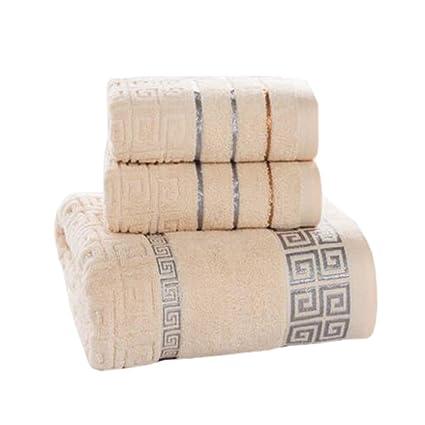 Elegante Toalla de baño toalla de mano toallas de regla de traje Cuerpo toallas toalla de