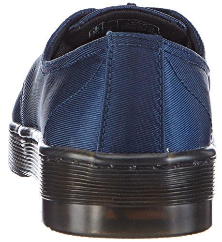 Blu Ballet Blue Blue Flats Martens blue Morada Donne Morada Dr Dr Satin Blu Martens Delle Ballerine blu Women's Satinato xTSCnq1w