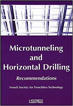 Microtunneling and Horizontal Drilling: Recommendations