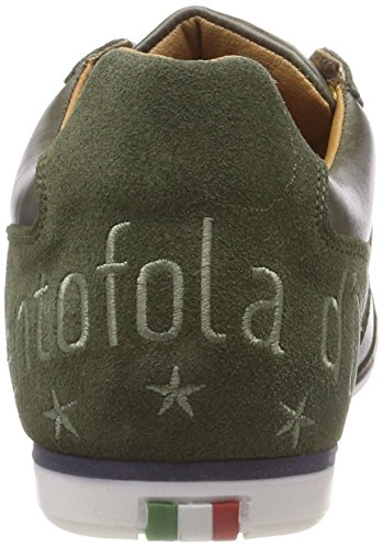 Pantofola D'oro Vert Homme 52a olive Low Baskets Uomo Imola ddSOwqr
