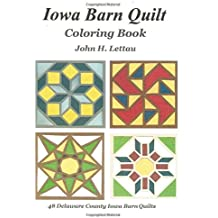 Iowa Barn Quilt Coloring Book