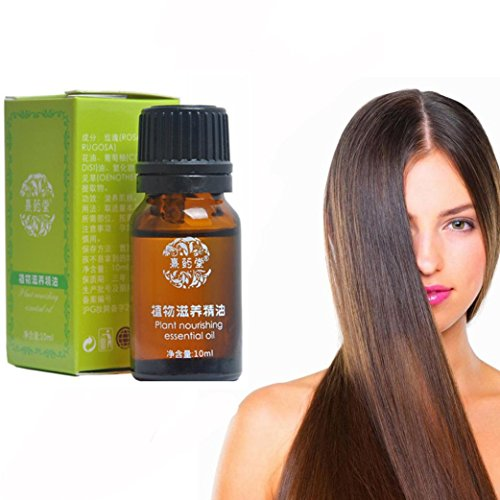 Anti Breakage Moisturizing - Hair Growth Vitamins | Moisturizing Nourish Scalp Smooth Dry Repair Treatment Hair Care Essence (10ml)