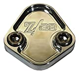 JACER Enterprises F131-CS38 - Z-28 Chevy Camaro Fuel Pump Block Off Plate with Bolts