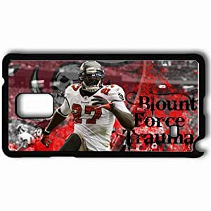 Personalized Samsung Note 4 Cell phone Case/Cover Skin 14272 blount force trama by profseverussnape d46dlfq Black