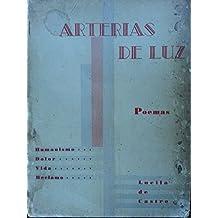 Arterias de luz,poemas.de lucila de castro.1935.primera edicion.