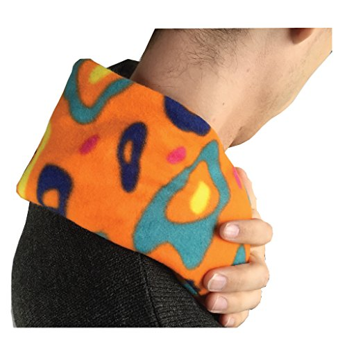 Microwavable Pad - Warming Solution for Joint Pain, Aches, Cramps,