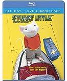Stuart Little / Petit Stuart (Bilingual) [Blu-ray + DVD]