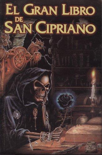 Gran Libro de San Cipriano (Spanish Edition) [Alcantagram] (Tapa Blanda)