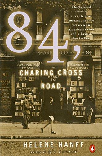 84, Charing Cross Road [Helene Hanff] (Tapa Blanda)
