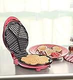 Kalorik Waffle Maker Color: Red