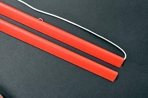 Red Poster Hanger Set For 24 Inch Posters