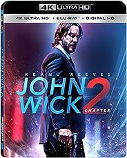 John Wick: Chapter 2 - 4K Ultra Hd [Blu-ray]