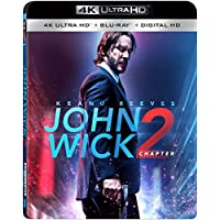 Deals on John Wick Chapter 2 4K Blu-ray + Ultra HD